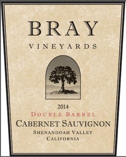2014 Cabernet Sauvignon - Double Barrel